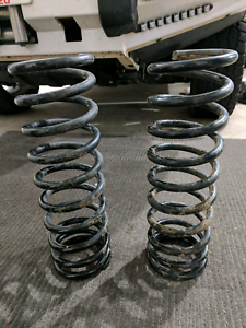Isuzu MU-X 45mm lift rear springs EFS HOL-103E Enfield Port Adelaide Area Preview