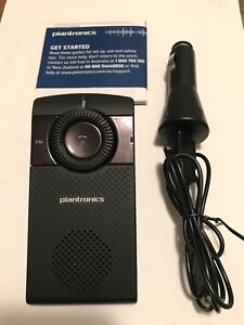 Car Bluetooth speaker phone Plantronics K100 Harris Park Parramatta Area Preview