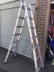 Gorilla Aluminum Ladder Manly Manly Area Preview