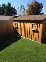 Wanted- looking for someone to move shed