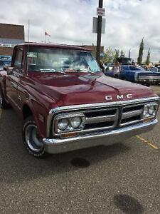 1971 GMC Shortbox Stepside