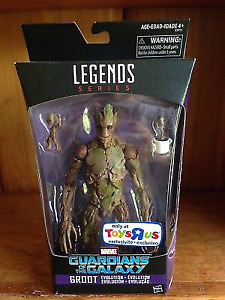 Rare Marvel Legends Avengers Guardians of the Galaxy