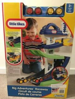 Little Tikes - Big Adventures Raceway (Brand New)