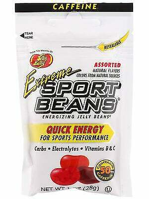 Jelly Belly Sport Beans- Extreme Assorted - Energy Chews Wit