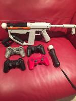 Play Station 3 PS3 w games & accessories