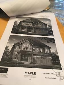 New Pickering House builder Price  - 3300 sqft assignment sale