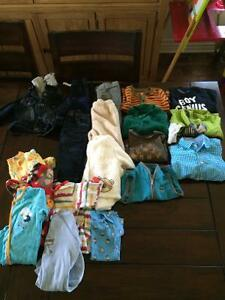 Boys clothing mixed lot size 9-12 months
