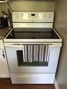 Whirlpool accubake oven