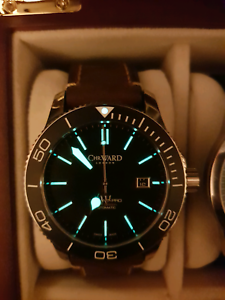 Christopher Ward trident pro vintage Hassall Grove Blacktown Area Preview