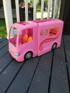 Motorisé Barbie