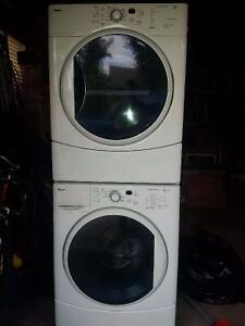 Kenmore HE2 Plus Stacking Washer and Dryer
