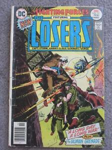 The Losers #171 – DC Comics