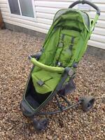 guzzie and Gus umbrella stroller