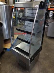 Frigo Libre Service Self Serve Grab and Go Fridge, Refrigerateur , Frigidaire , Refrigerator