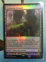 MTG - Fetch Land - Stomping Ground - Expedition