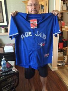 Blue Jays Jerseys $45 Med-large XLarge Peterborough Peterborough Area image 1