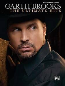 The Garth Brooks -- The Ultimate Hits: Easy Guitar TAB (Easy Guitar Tab Editions