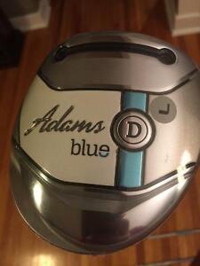 Adams Womens Golf Clubs - Driver, 5 Wood & 7 Wood Windsor Region Ontario image 2