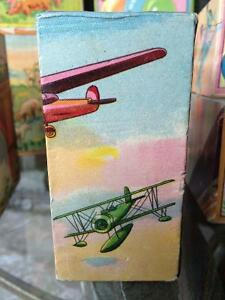 Vintage antique Nesting blocks with trains and planes Stratford Kitchener Area image 4