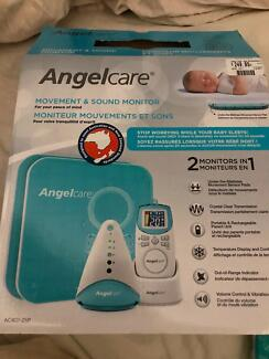 Angel Care Movement and Sound monitor AC401