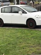 Nissan Tiida st Kingsbury Darebin Area Preview