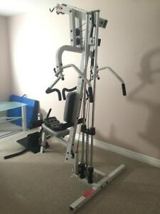 Home workout gym- weights included Peterborough Peterborough Area image 2
