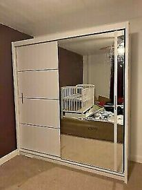 🧁FACTORY OUTLET SALE🧁BRAND NEW STYLISH DESIGN 2-DOOR WARDROBE AVAILABLE IN DIFF-COLORS & SIZE🧁
