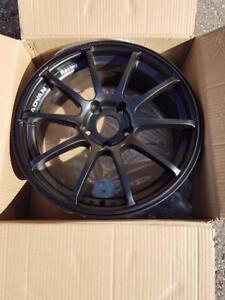 Advan RS STYLE 17x7 5x114.3 +40 IN Black CLEARANCE or bronze $500