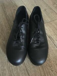 Leather Tap Dance Shoes