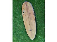 Tiki Fugly Surfboard