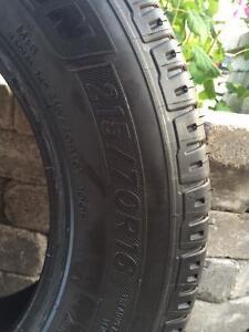 Michelin Premire LTX-Less Then 180kms on them!