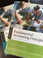 NSCC Accounting Books!