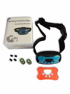 Anti-Bark Dog Collar Auto Training Control Pet Sound Vibration