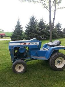 ford lawnmower
