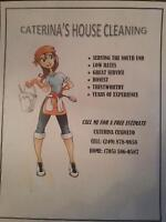 CATERINA HOUSE CLEANING