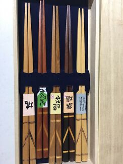 Chopsticks - traditional from Japan