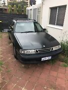 Saab - automatic Highgate Perth City Area Preview
