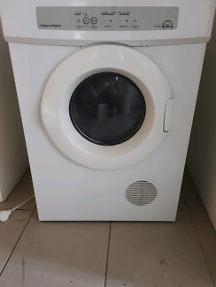 Fisher and paykel 4.5kg dryer