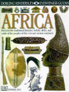 Africa (Eyewitness Guides), Ayo, Yvonne, Very Good Book