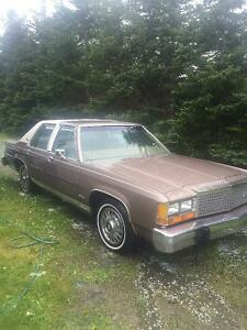 1982 Ford Crown Victoria