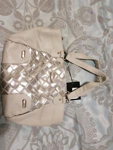 Brand New Silver Handbag Fletcher Newcastle Area Preview