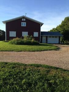 Acreage SW of Cromer, MB 2 Storey House *PRICE REDUCED*