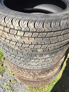 4 Cooper Discoverer CTS Winter M+S 245/55R19