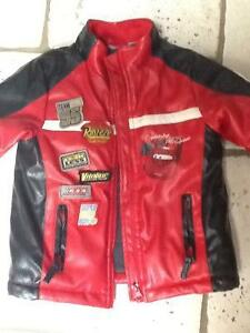 LIGHTENING MCQUEEN 4t jacket