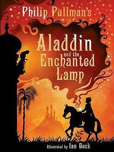 Pullman, Philip-Aladdin And The Enchanted Lamp  BOOK NEW