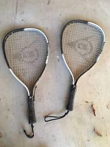 Racquet Ball Racquets x 2 Carina Brisbane South East Preview