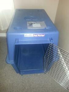 Large Dog Crate/Carrier