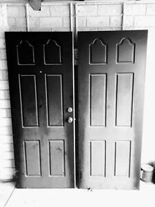 Double Entrance Doors Canning Vale Canning Area Preview
