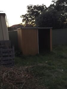 Aluminum shed for free Lalor Park Blacktown Area Preview