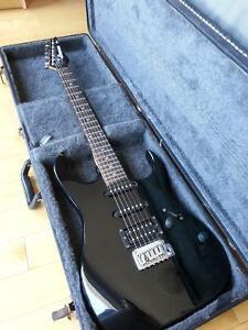 Guitare Ibanez + case rigide